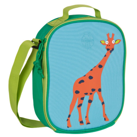 LÄSSIG Mini Lunch Bag Wildlife-Giraffe