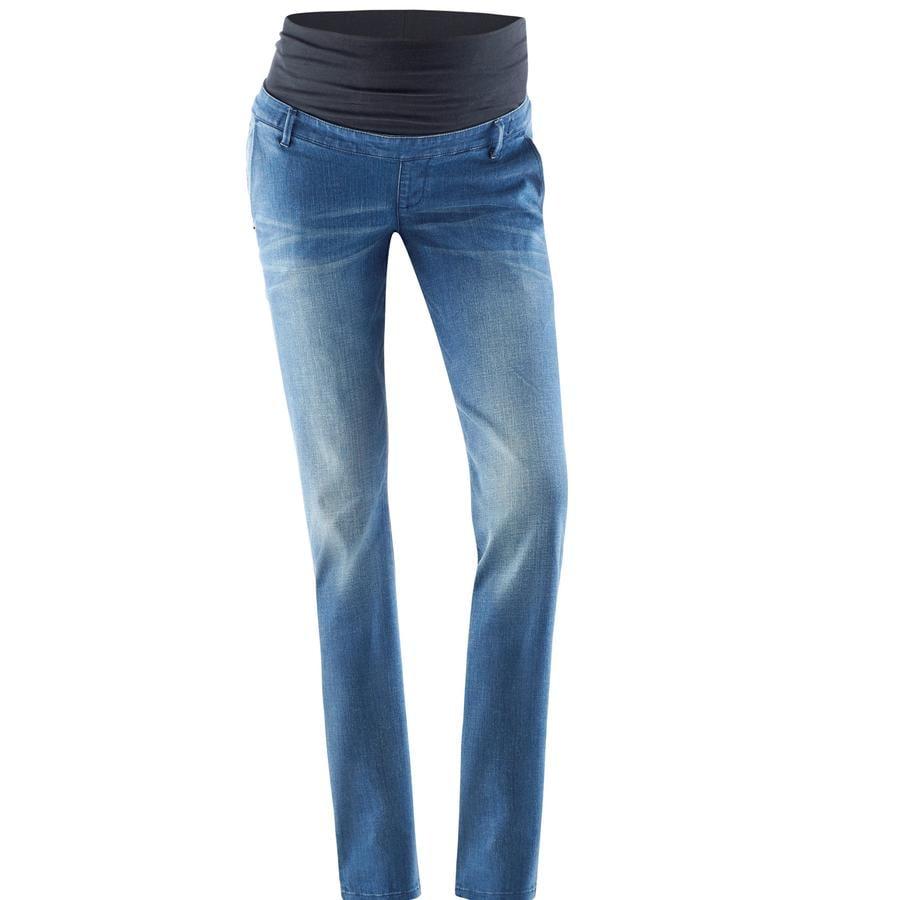 BELLYBUTTON Spodnie dla kobiet w ciąży Jeans MAYA straight leg