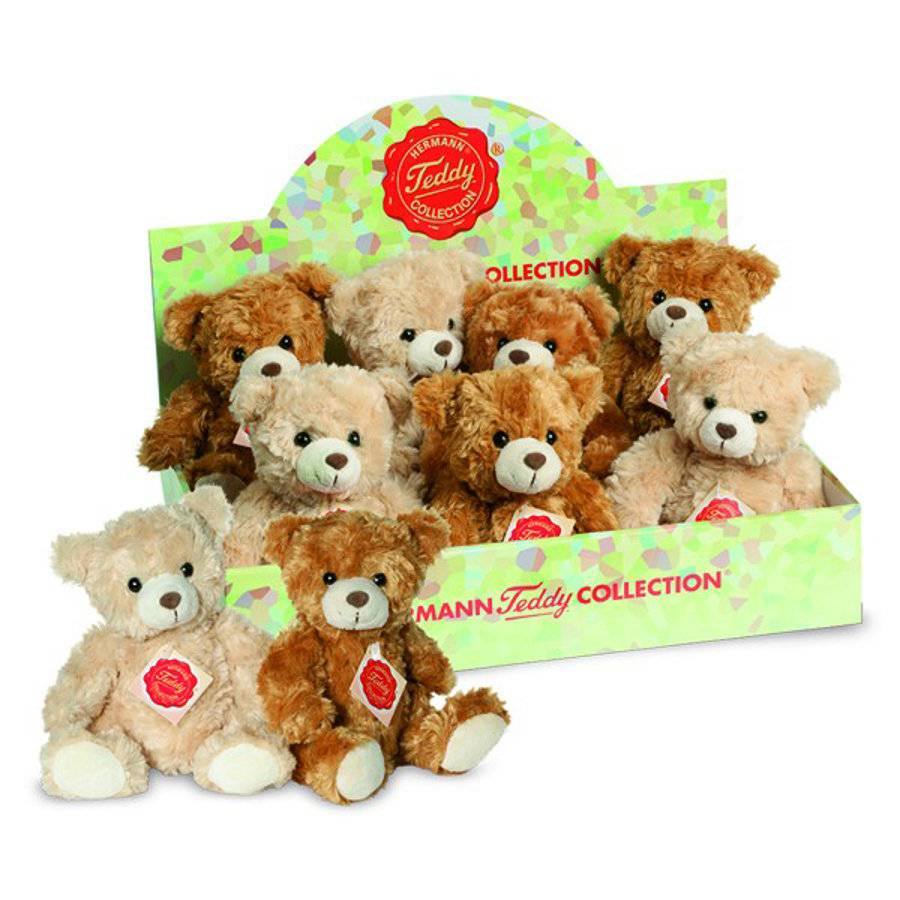 HERMANN TEDDY - Orsetto 2 Colori Assortiti 20 cm