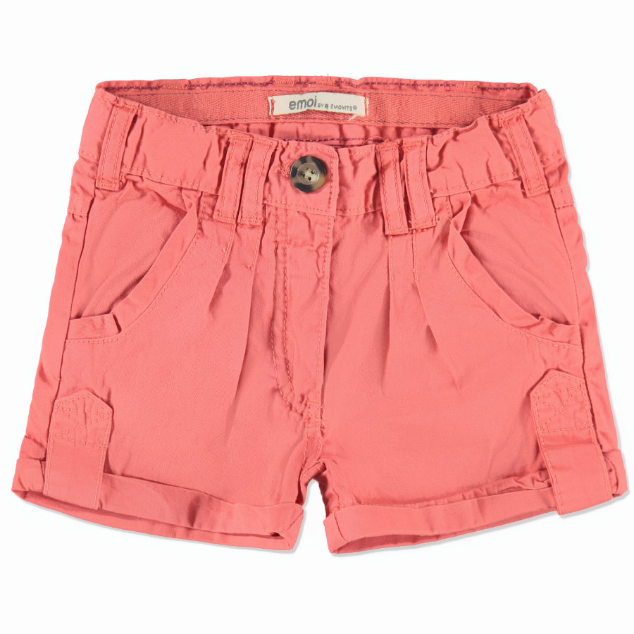 EMOI Mini Shorts korall