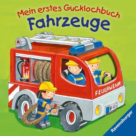 RAVENSBURGER Mein erstes Gucklochbuch - Fahrzeuge 43381