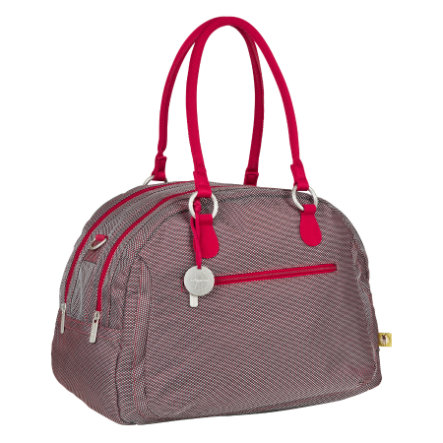 LÄSSIG Goldlabel Nappy Bag Bowler Bag Design Metallic Flaming