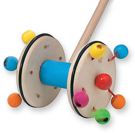 SELECTA Schiebespielzeug Roller