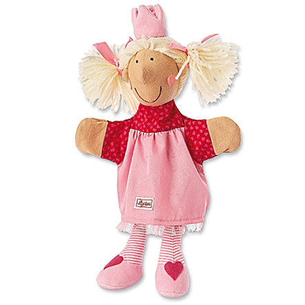 SIGIKID My little Theatre Marionnette princesse