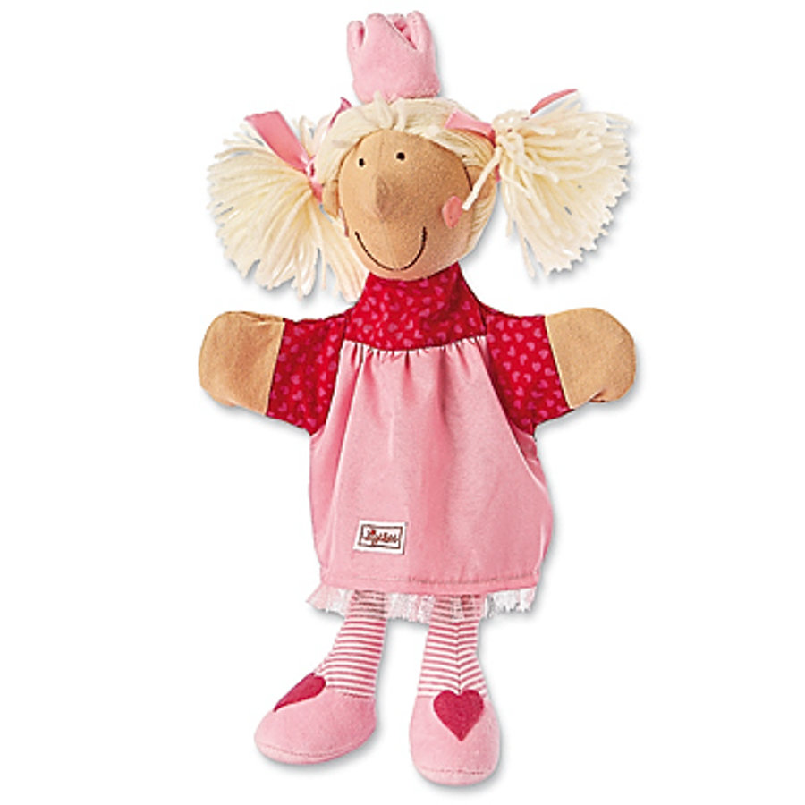 SIGIKID My little Theatre Glove Puppet Princess