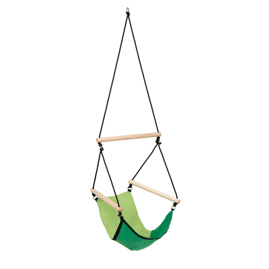 AMAZONAS Amaca Kid's Swinger Green, verde