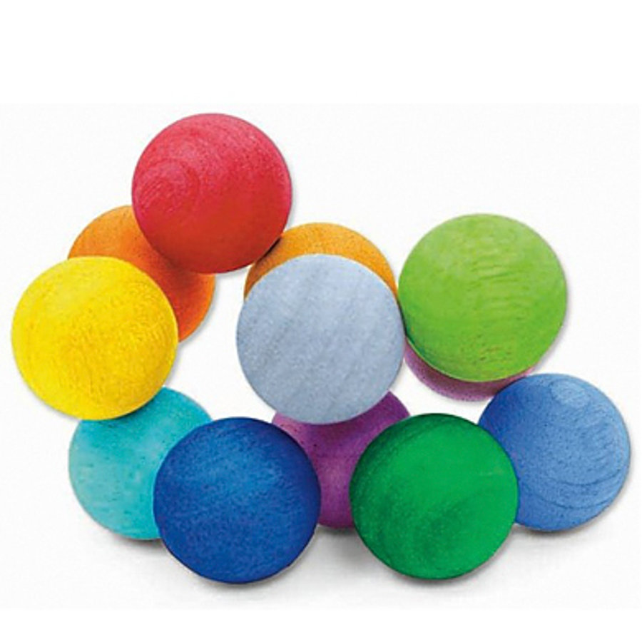 MANHATTAN TOY Grasping Toy - Classic Baby Wooden Beads