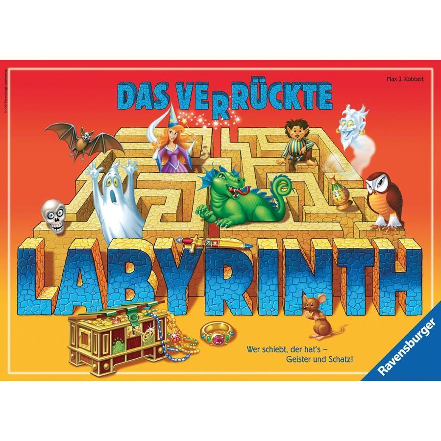 Ravensburger Het gekke labyrint