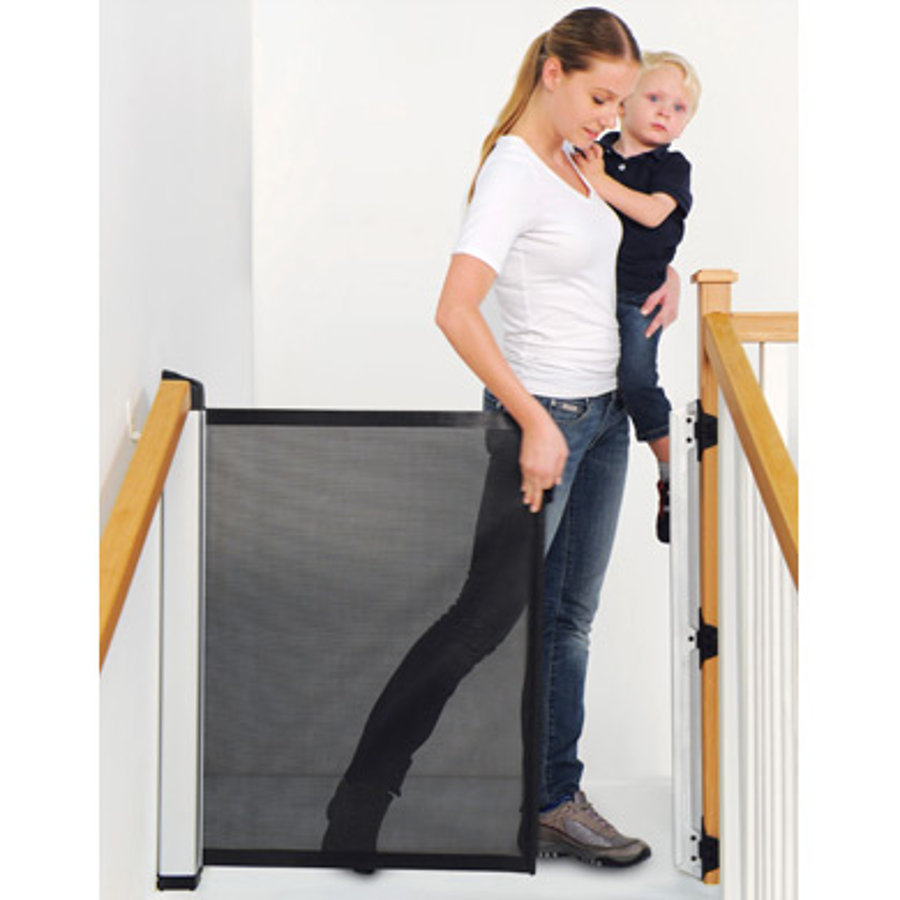 lascal kiddy guard avant t rgitter schwarz. Black Bedroom Furniture Sets. Home Design Ideas