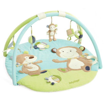 fehn® Monkey Donkey 3-D Activity-Decke Affe