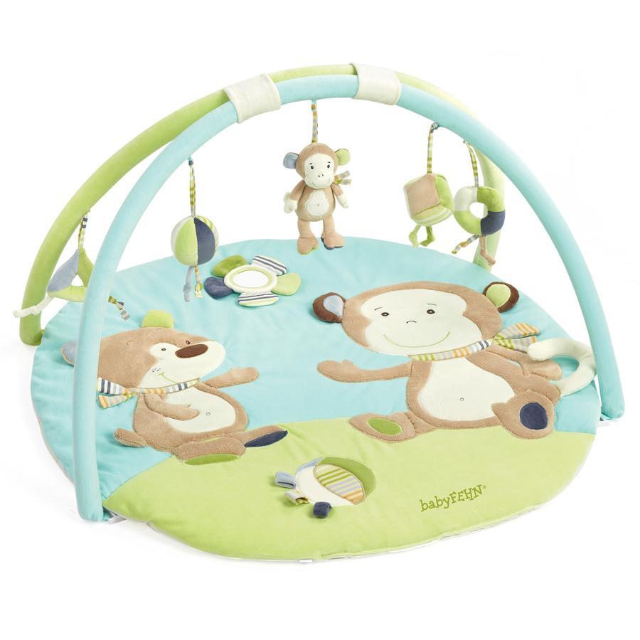 Babysun Tapis d'éveil 3D singe Monkey Donkey