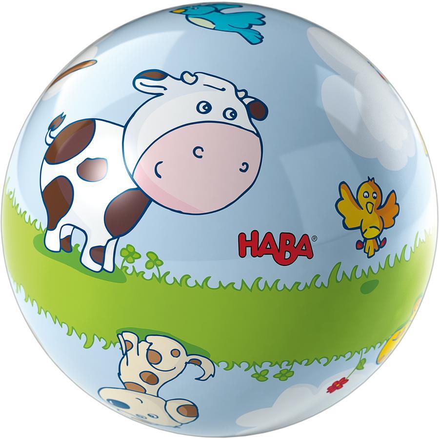 HABA® Ball Bauernhof 15 cm, 5215