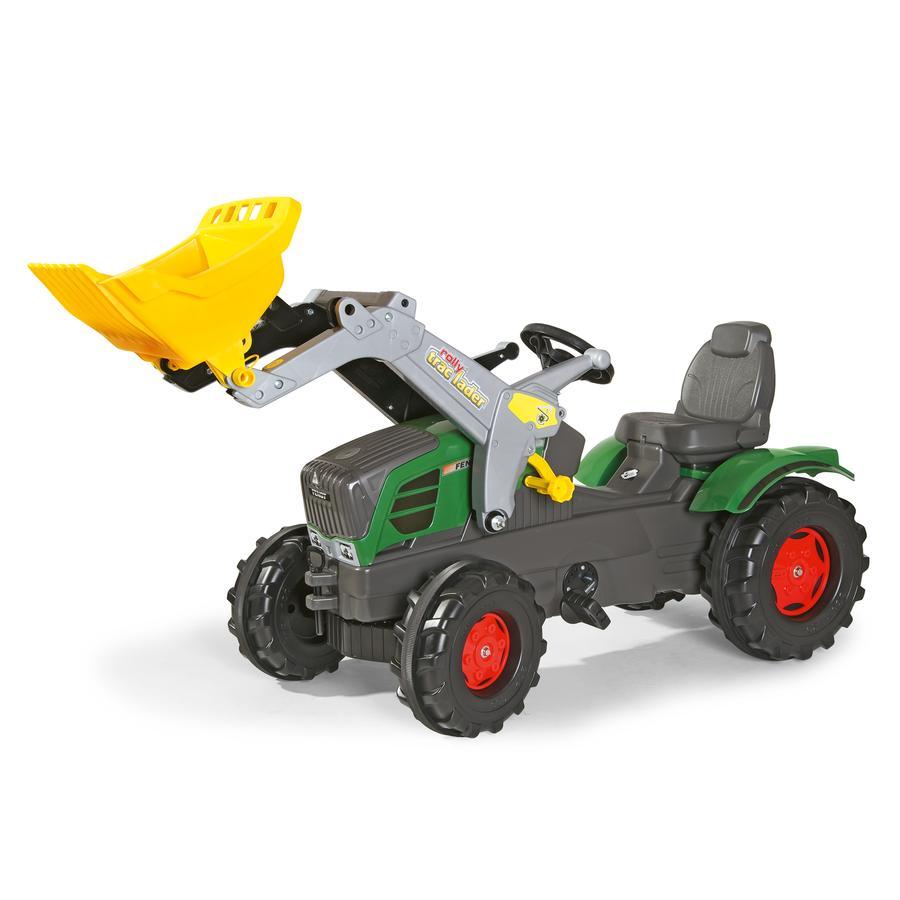 ROLLY TOYS Traktor z ładowaczem Fendt 211 Vario 611058