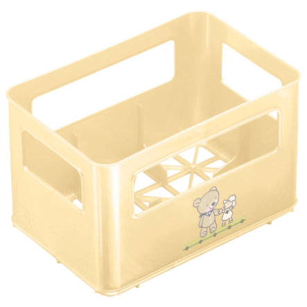 ROTHO Box for Wide-Necked Bottles - Best Friends, vanilla pearl