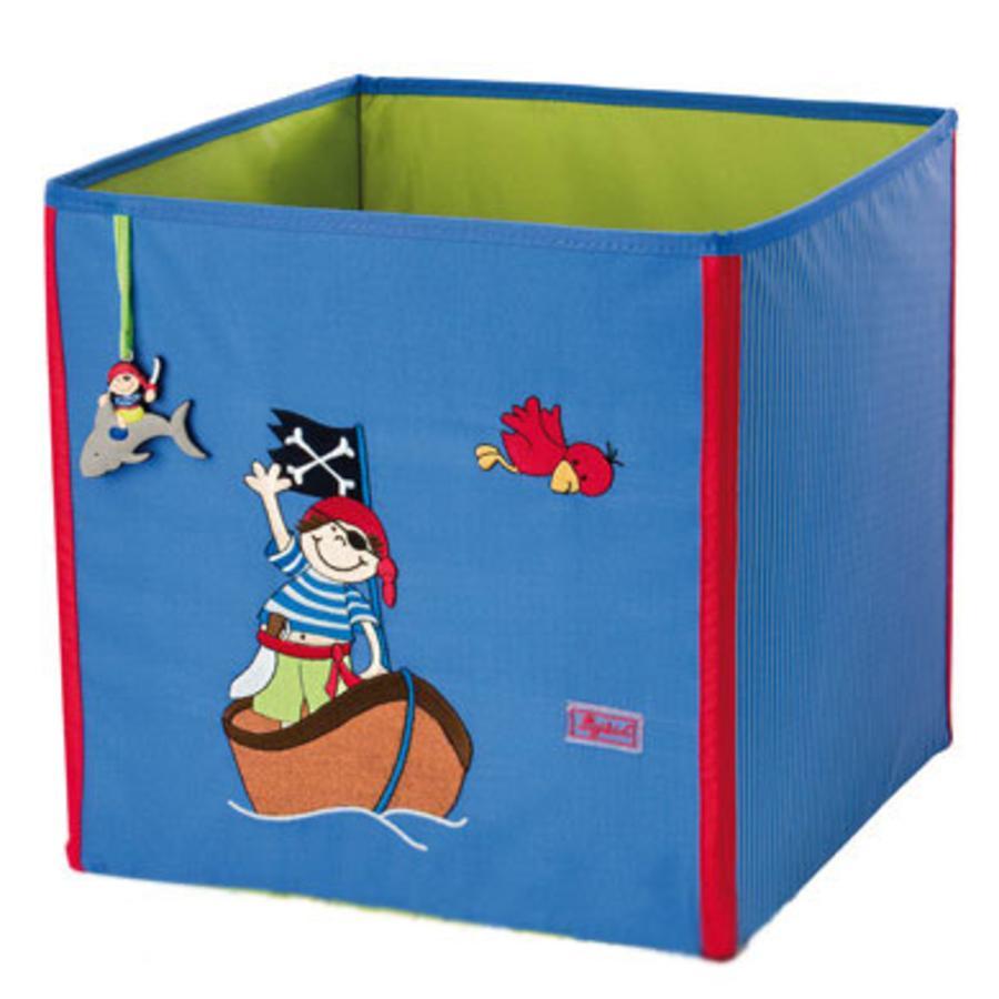 SIGIKID Sammy Samoa Storage Box