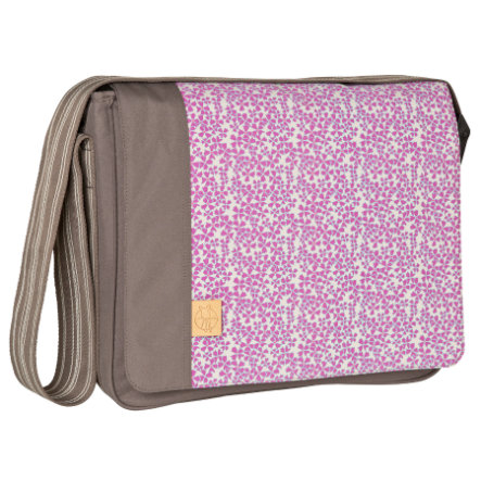 LÄSSIG Borsa Fasciatoio Casual Messenger Bag Blossy Slate
