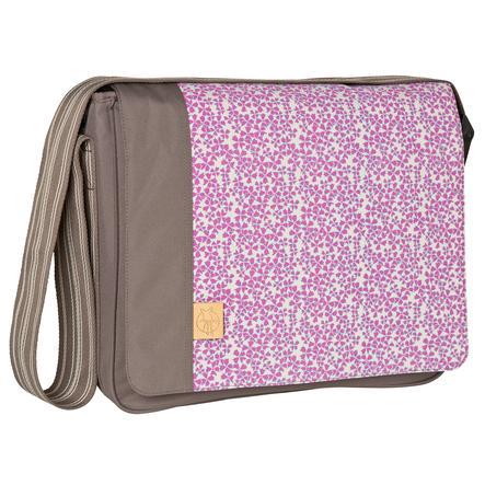 LÄSSIG Luiertas Casual Messenger Bag Blossy Slate