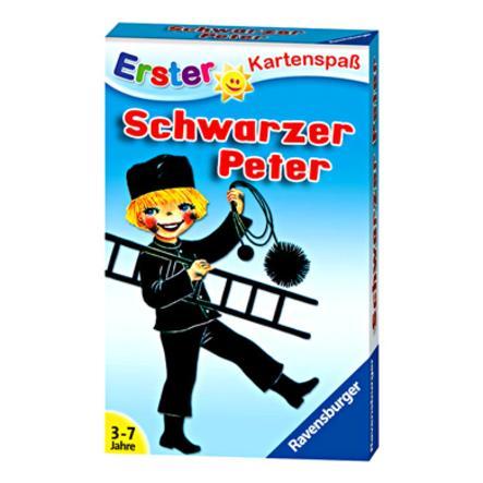 RAVENSBURGER Kartenspiel Schwarzer Peter - Kaminkehrer