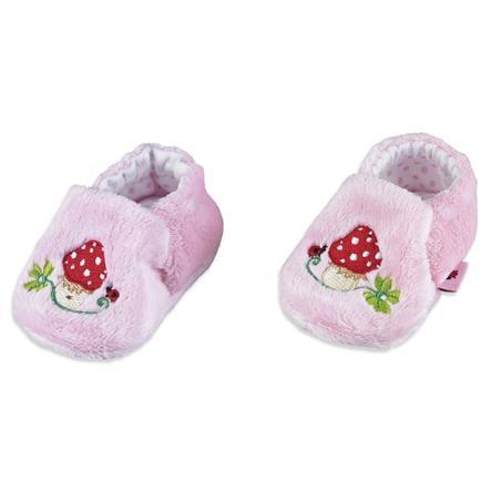 COPPENRATH Dětské botičky, růžové - BabyGlřck