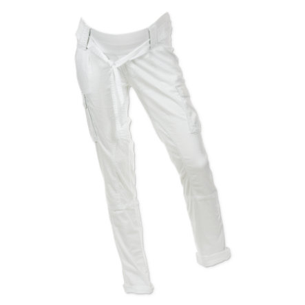 ESPRIT Maternity Trousers white