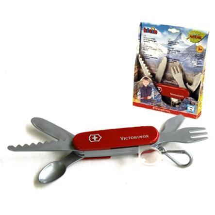 KLEIN Schweizisk kniv för barn