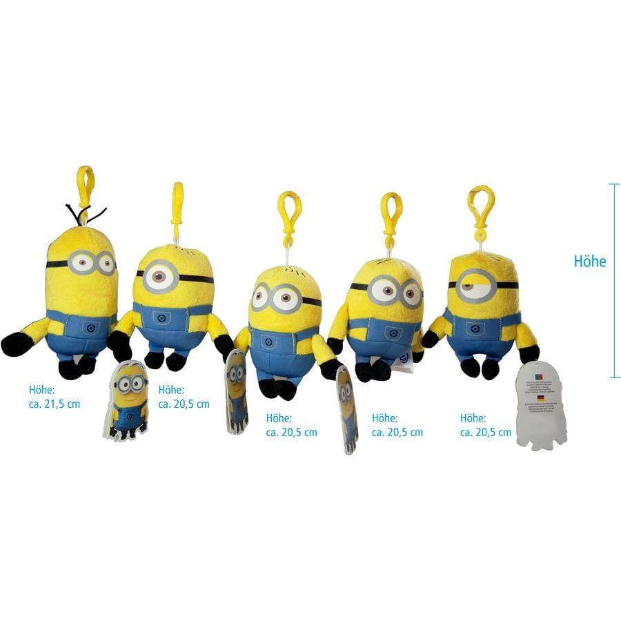 P:OS Tygfigurer Minions