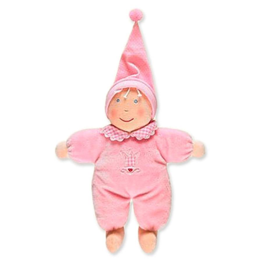COPPENRATH Kleine Knuffelpop, roze - Babygeluk
