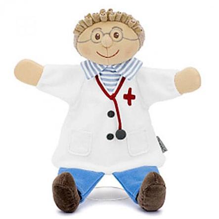 STERNTALER Marioneta de mano Médico