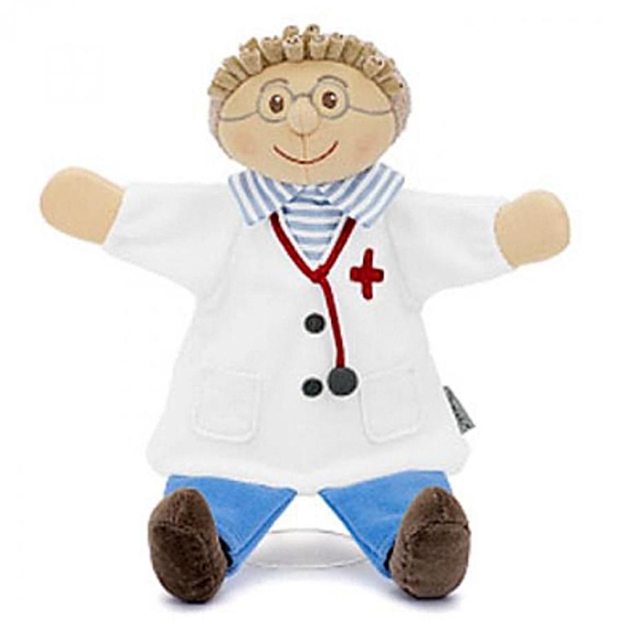 Sterntaler marionetta dottore