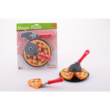JOHNTOY Home and Kitchen - Magische Pizza