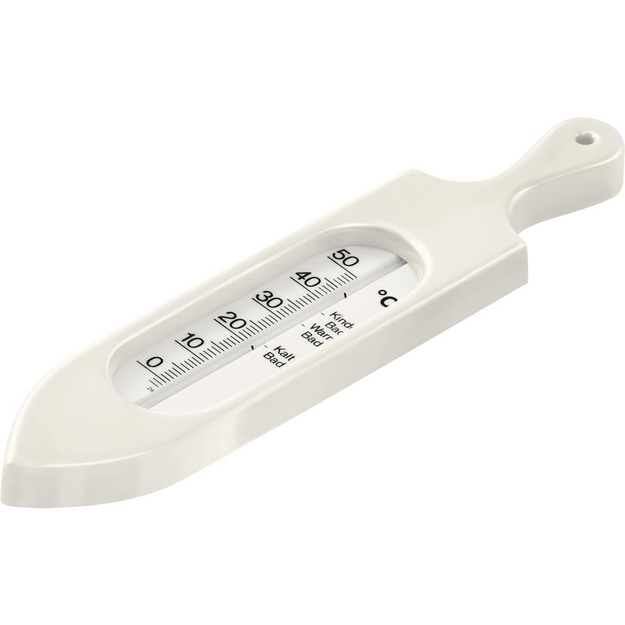 Rotho Babydesign Badethermometer Perlweiß creme