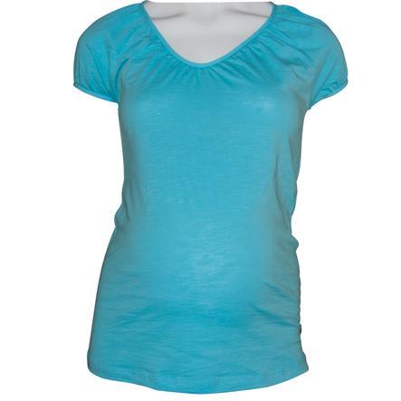 ESPRIT Umstands Shirt curacao blue