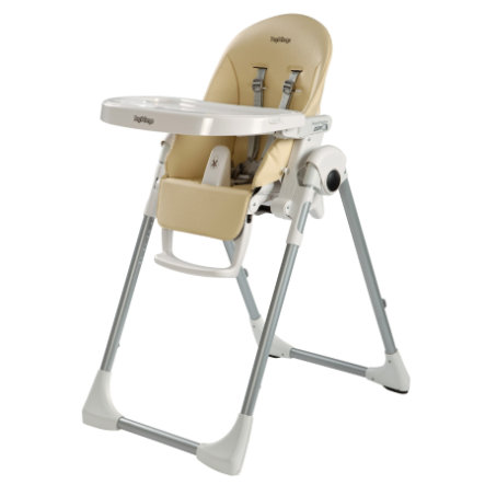 PEG-PEREGO Highchair Prima Pappa Zero3, paloma (leather imitation)