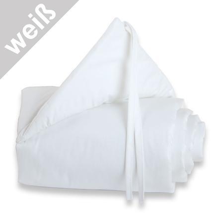 TOBI BABYBAY Paracolpi per lettino co-sleeping Midi / Mini bianco