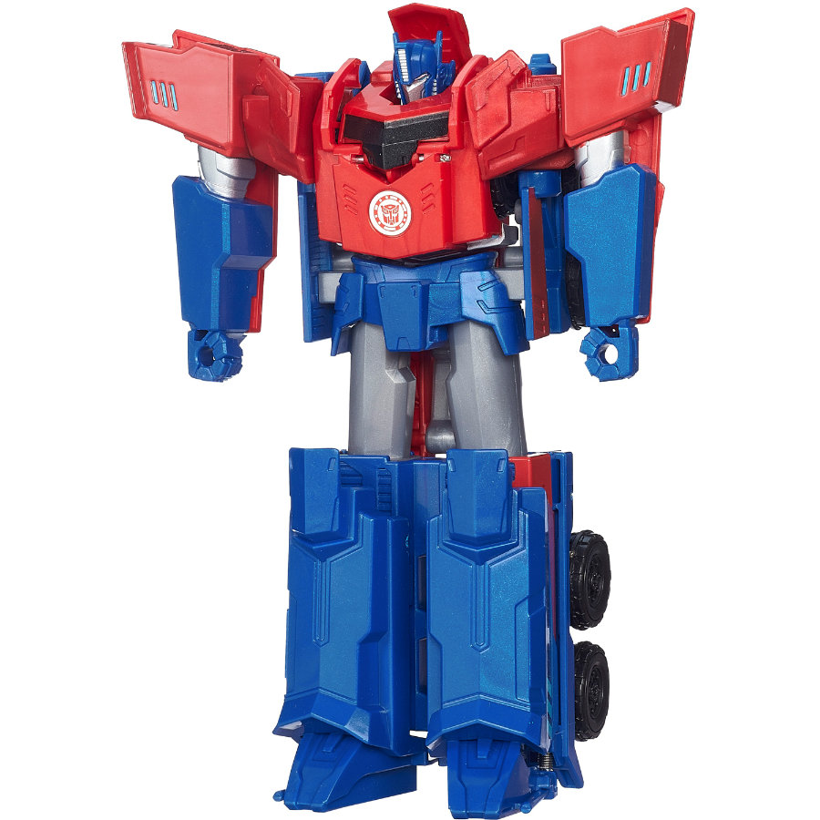 HASBRO Transformers Robots in Disguise 3-Step Changer - Optimus Prime