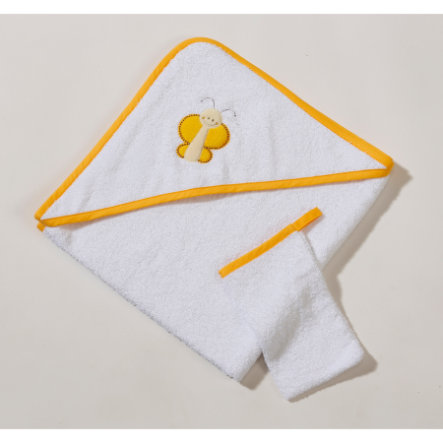 Easy Baby Ręcznik z kapturem Pastello