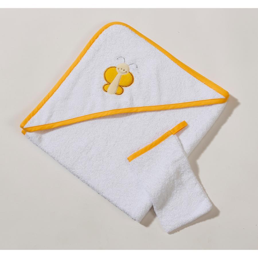 Easy Baby Capuchon handdoek Pastello