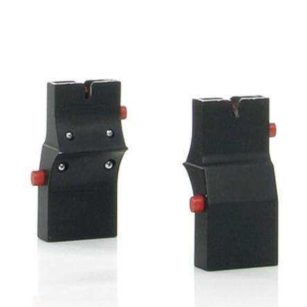 ABC DESIGN Autostoel Adapter Risus voor Tec/Turbo/Condor/Zoom/Avus/Cobra/Mamba/Viper - Tot modeljaar 2016