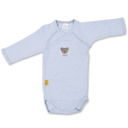 STEIFF Boys Baby Wickel Body modré