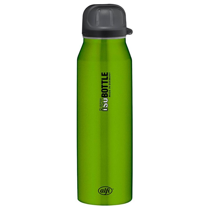 ALFI Butelka termoizolacyjna ze stali szlachetnej ISO Bottle II 0,5l Design Pure kolor zielony
