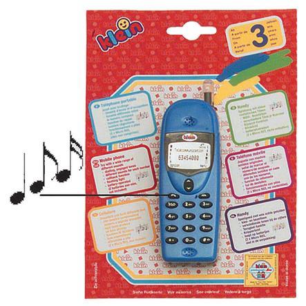 KLEIN speelgoed mobiele telefoon