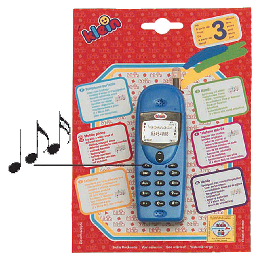 KLEIN Telefon