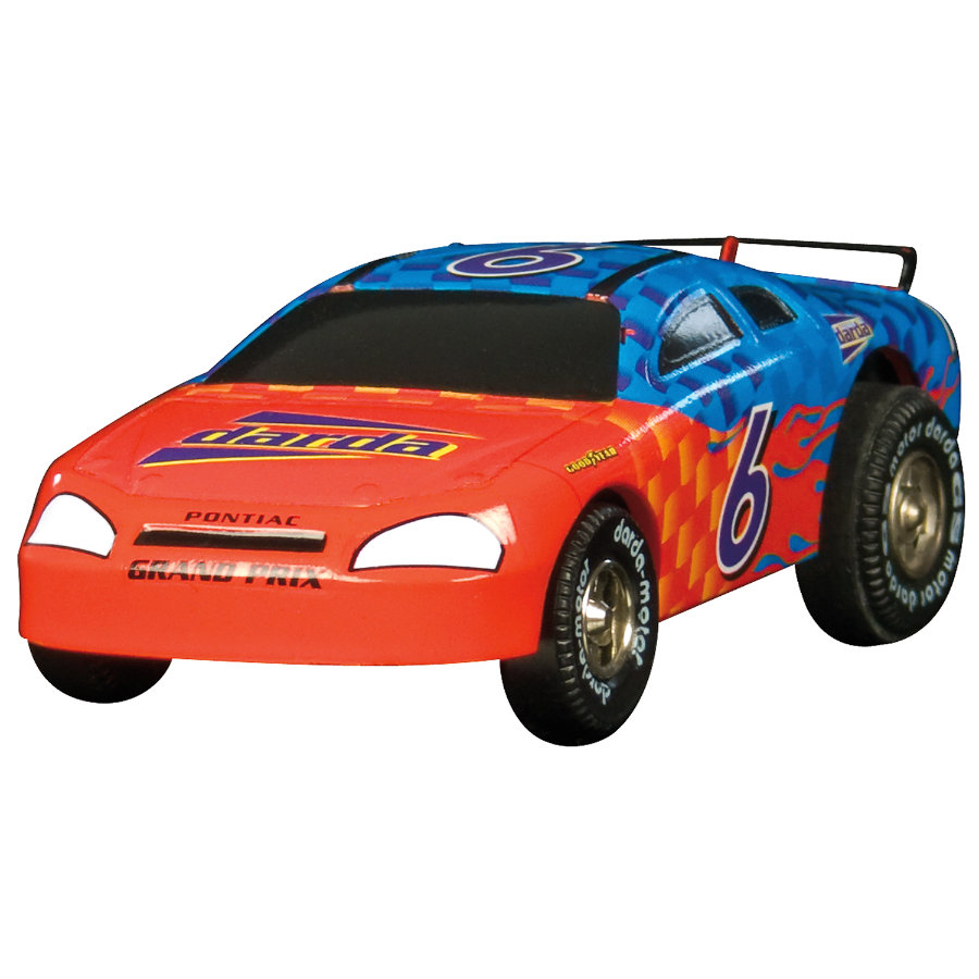 SMG Darda Sportwagen Pontiac rot