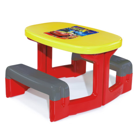 SMOBY Table de pique-nique Cars