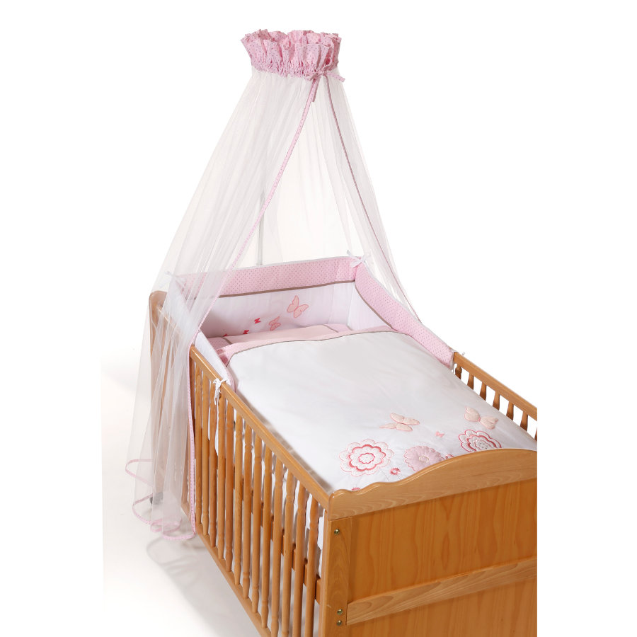 Easy Baby Bedset Flower Power
