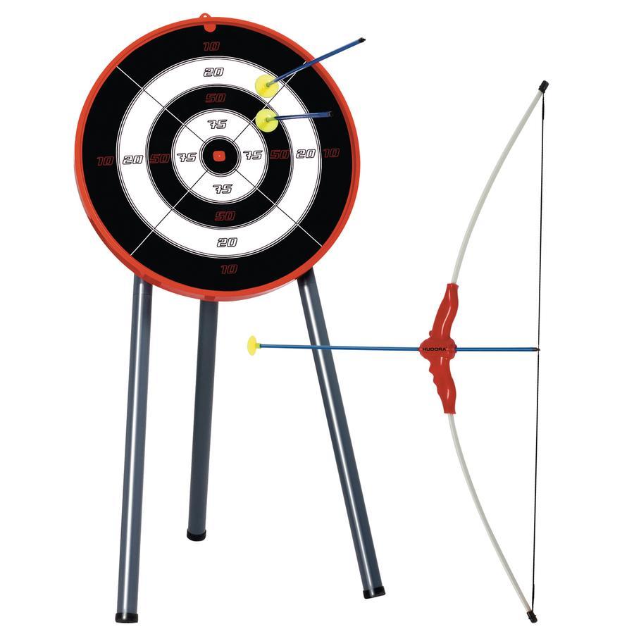 HUDORA Bogenset mit Zielscheibe 78115