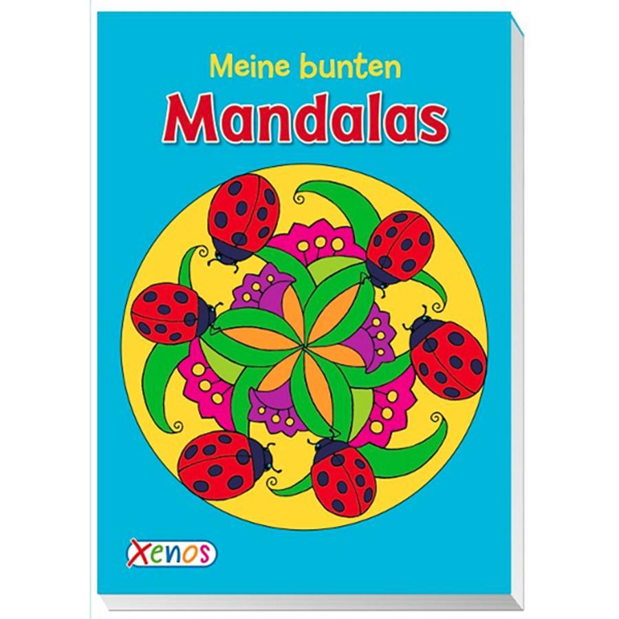XENOS, Meine bunten Mandalas