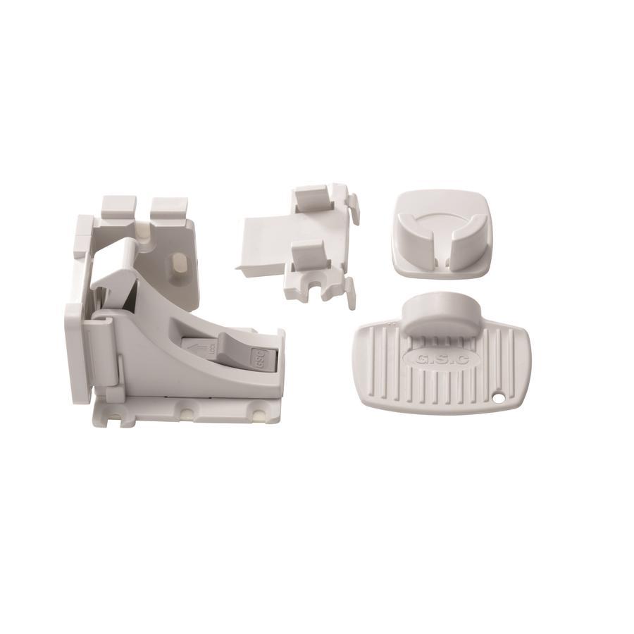 BABY DAN Magnetyczne zabezpieczenie szafek i szuflad