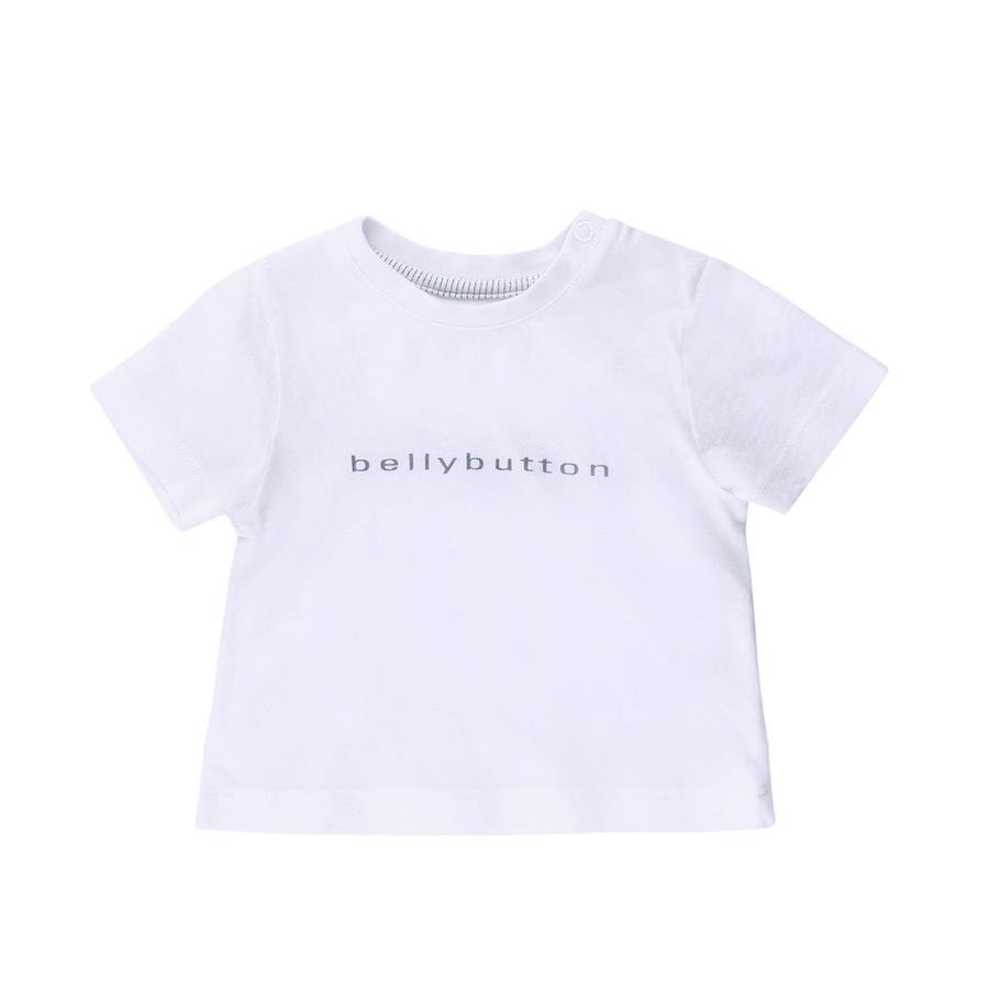 bellybutton mélange de T-Shirt asfalto para bebés