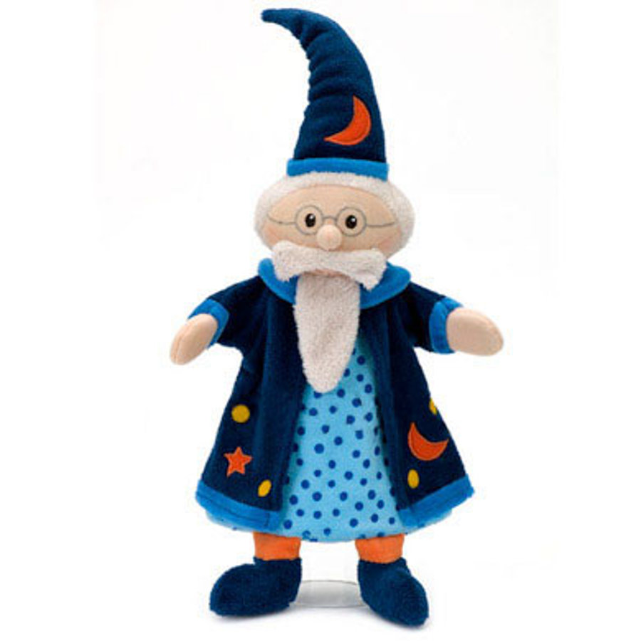 STERNTALER Marionnette Magicien